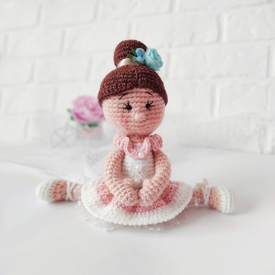 Кукла Ева, фото, картинка, схема, описание, бесплатно, крючком, амигуруми