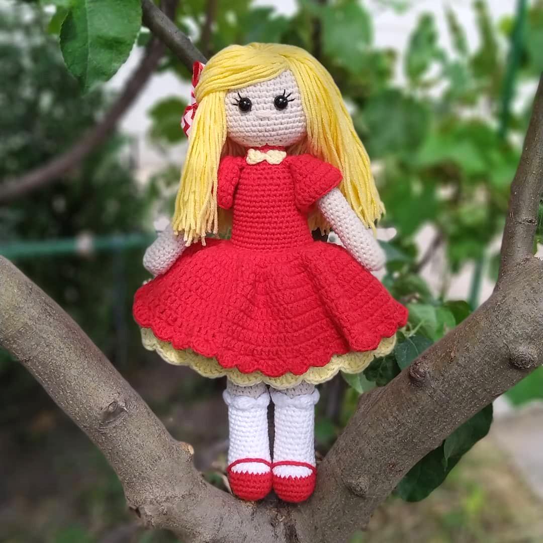 Куколка, фото, картинка, схема, описание, бесплатно, крючком, амигуруми