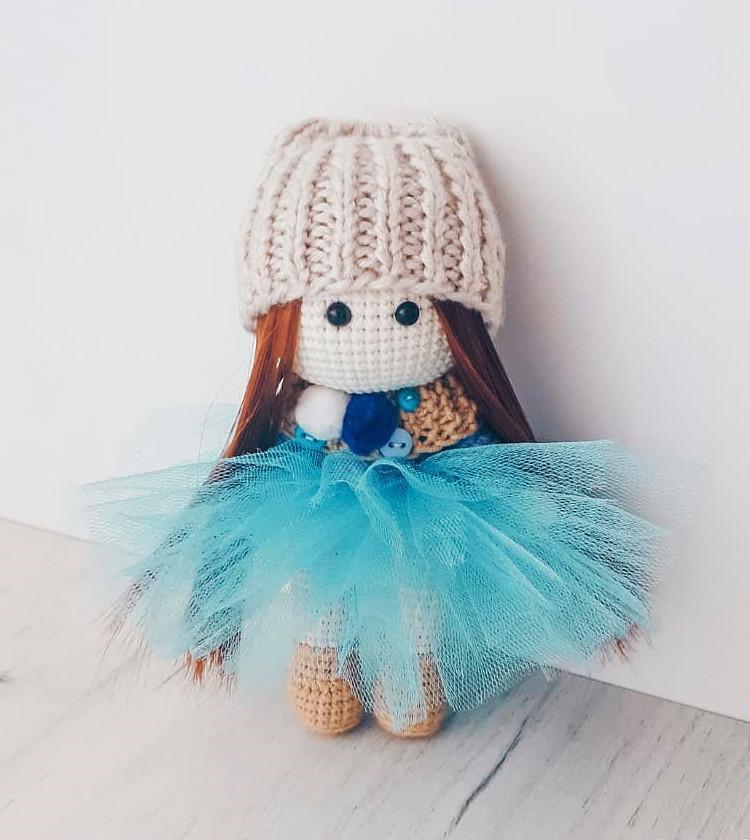Куколка Тильда, фото, картинка, схема, описание, бесплатно, крючком, амигуруми