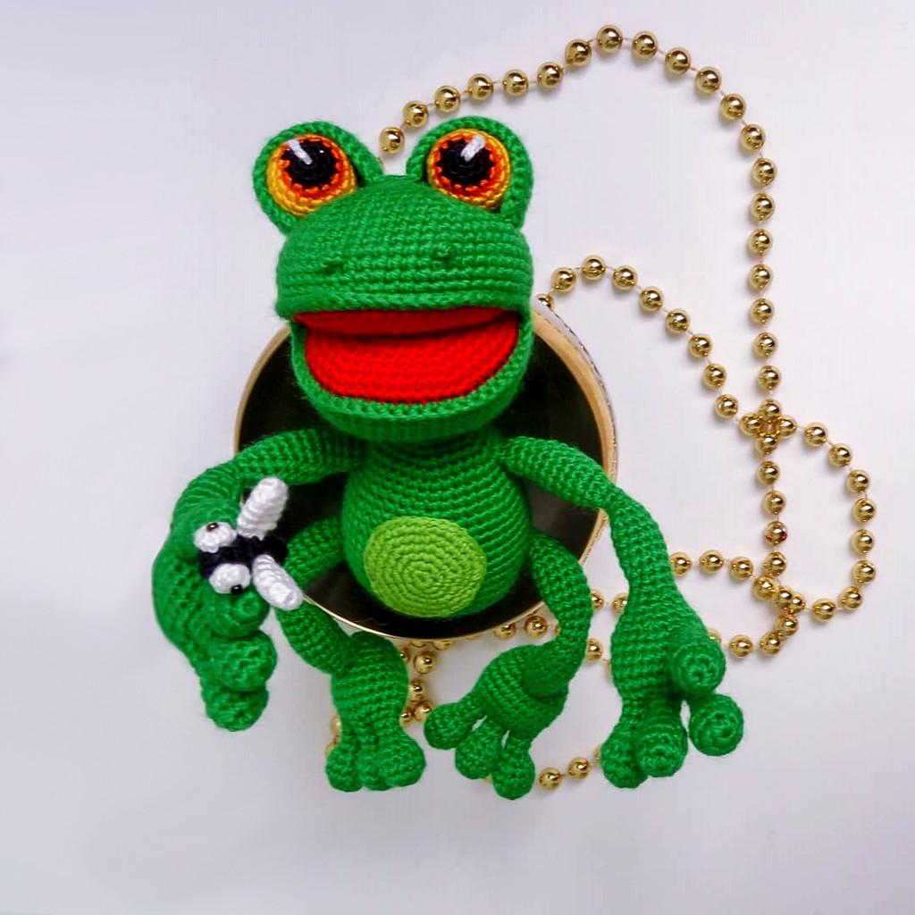 Лягушка Квакушка, фото, картинка, схема, описание, бесплатно, крючком, амигуруми