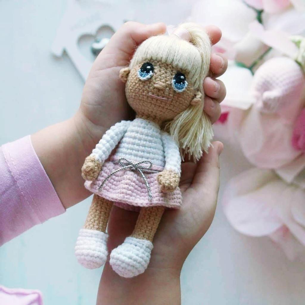 Малышка Бетти, фото, картинка, схема, описание, бесплатно, крючком, амигуруми