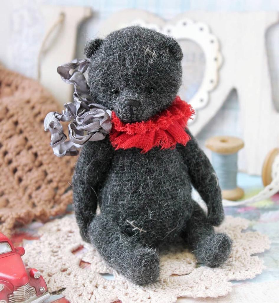 Медведь Савелий, фото, картинка, схема, описание, бесплатно, крючком, амигуруми