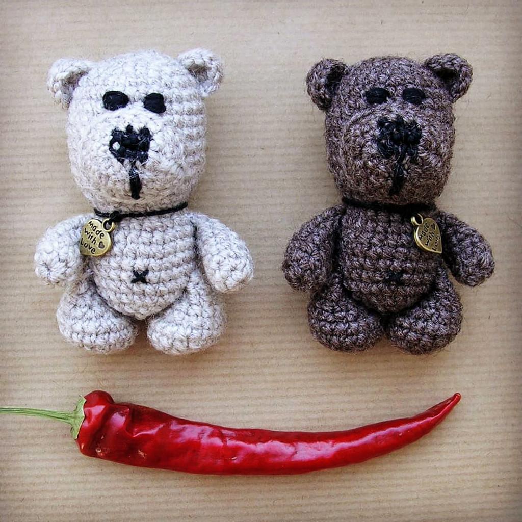 Медвежонок Батыр, фото, картинка, схема, описание, бесплатно, крючком, амигуруми