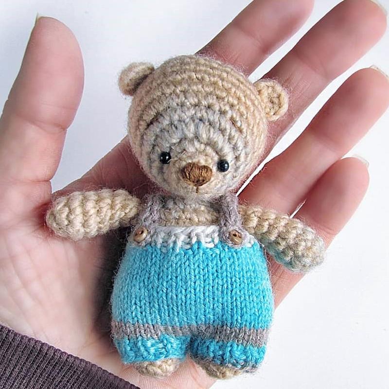 Медвежонок Васятка, фото, картинка, схема, описание, бесплатно, крючком, амигуруми