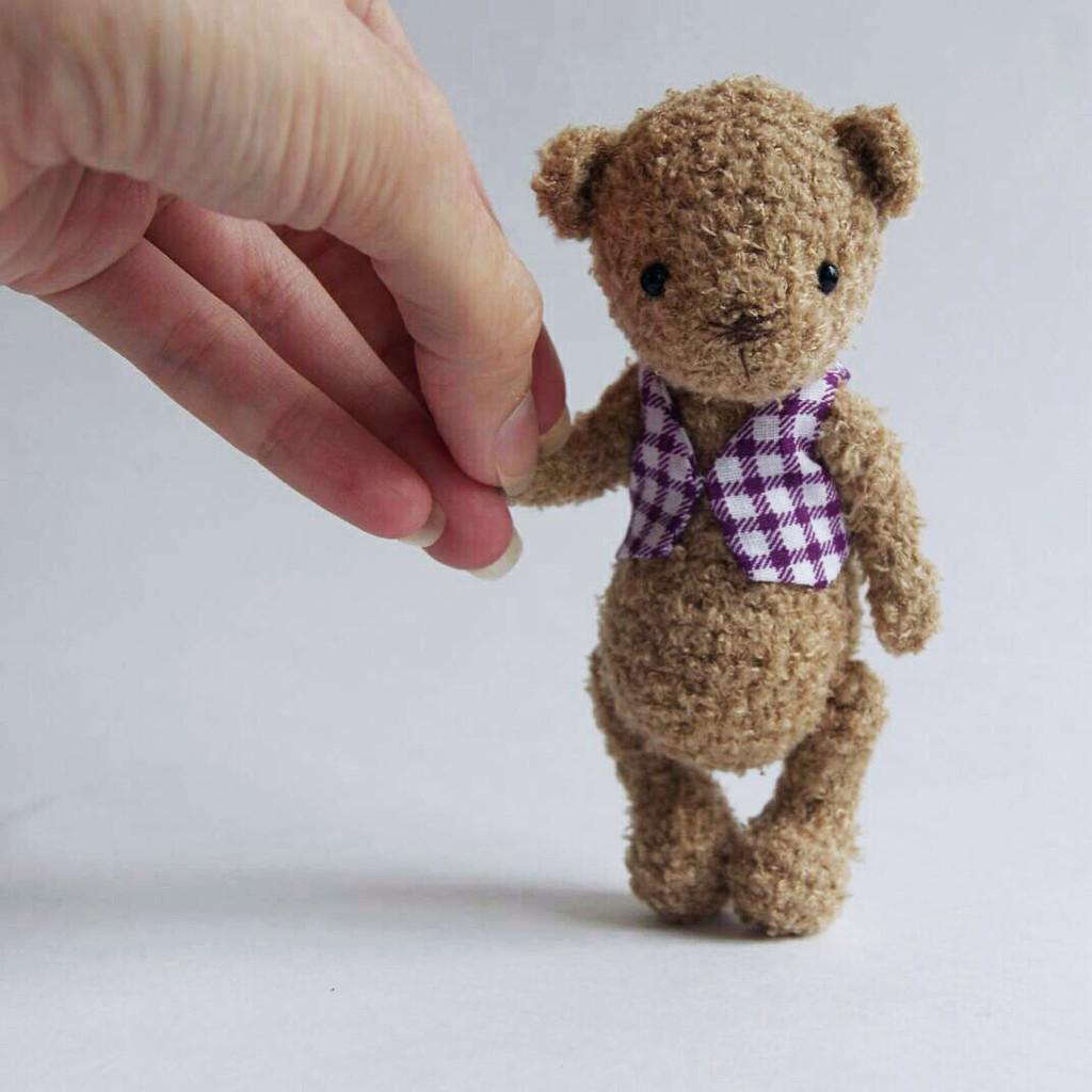 Мишка Сёма, фото, картинка, схема, описание, бесплатно, крючком, амигуруми
