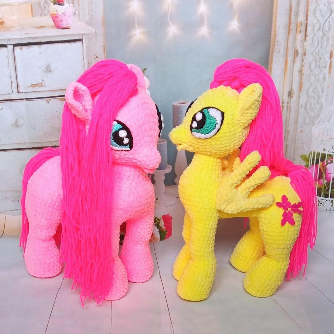 My Little Pony, фото, картинка, схема, описание, бесплатно, крючком, амигуруми