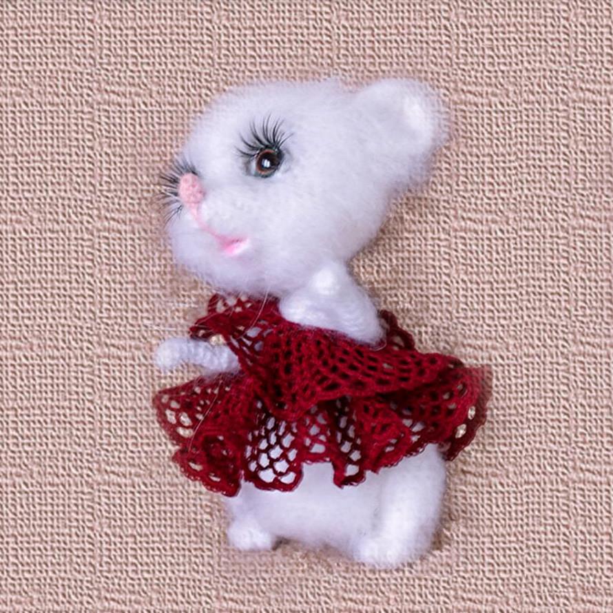 Мышка Фрося, фото, картинка, схема, описание, бесплатно, крючком, амигуруми