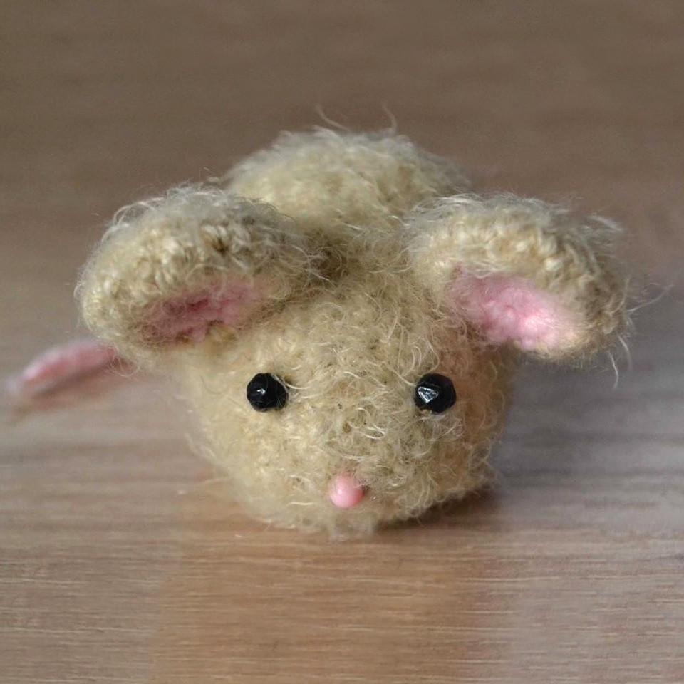 Мышки, фото, картинка, схема, описание, бесплатно, крючком, амигуруми