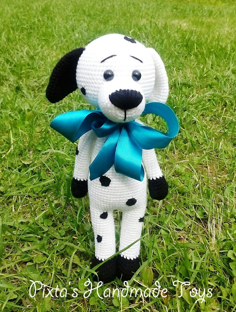 Пёс Модник, фото, картинка, схема, описание, бесплатно, крючком, амигуруми