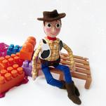 Шериф Вуди бесплатная схема амигуруми